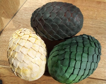 Dragon Egg: Edible, Full Sized, Game of Thrones