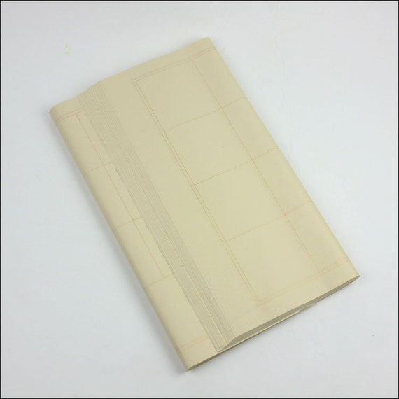 Free Shipping Chinese Calligraphy Material 70x46cm Raw