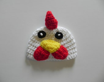 Cozy Little Chicken Hat