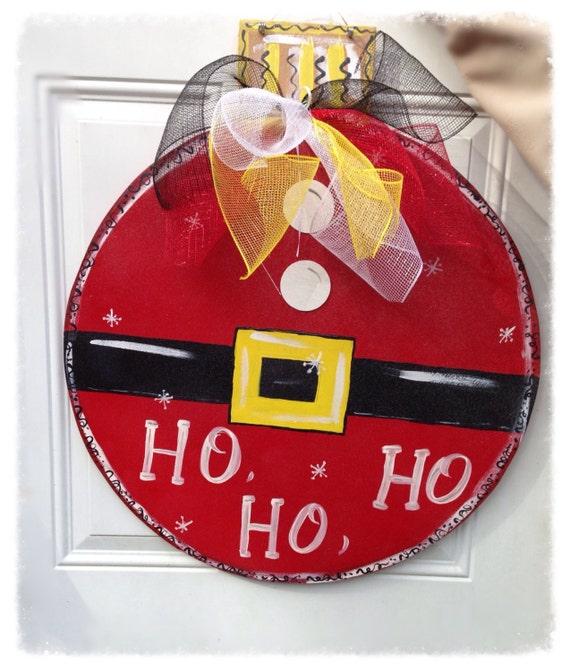 Christmas ornament door hanger christmas door decor