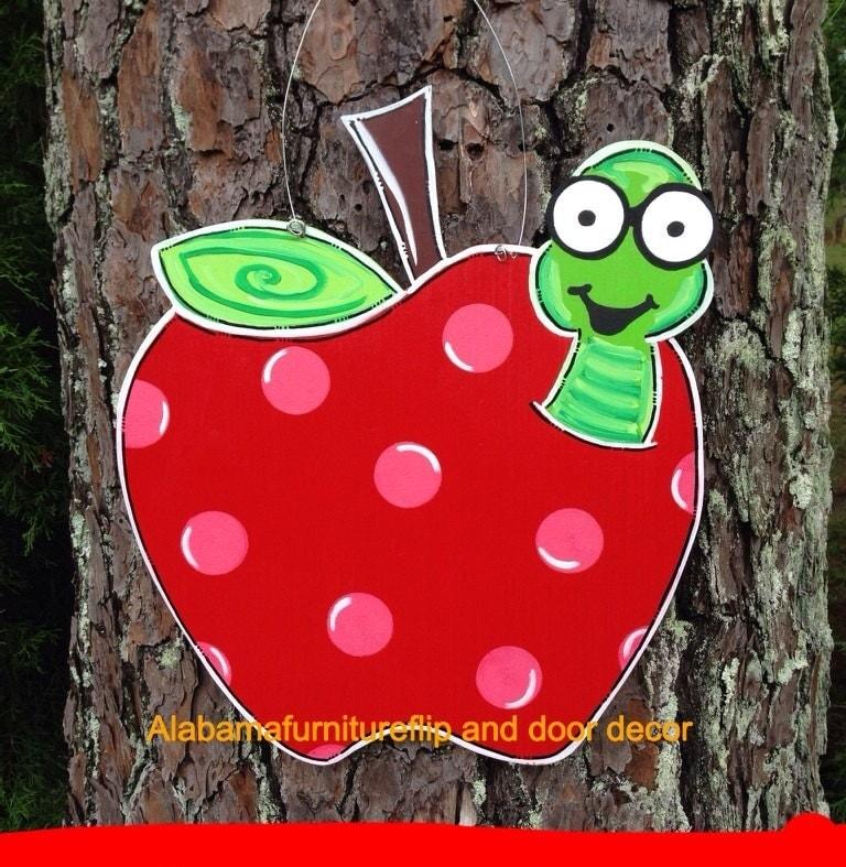 Apple Worm Teacher Teacher Appreciation:apple