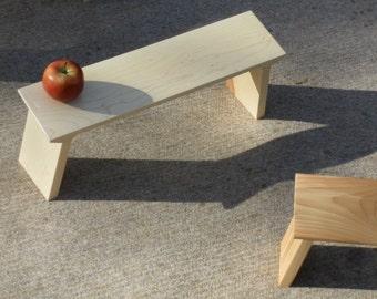 bench for meditation