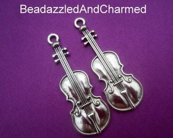 Violin Viola or Cello Musical Symphony Musician Pendant