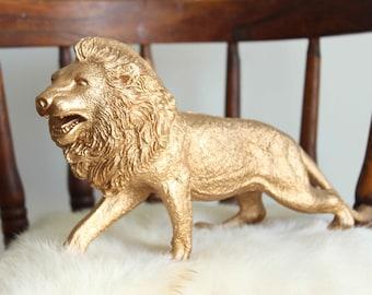Gold LIon (Plastic)