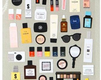 Like it Cosmetics Diary Deco Sticker / 1016 / 10963057