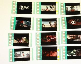 Rango 35mm film Cells - 12 Pack