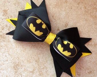 Batman Superhero Bow