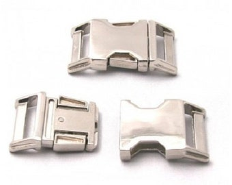 Metal Buckle Upgrade for 1 Inch Collar