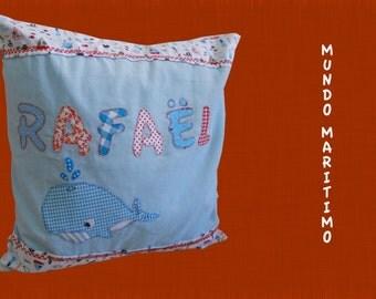 Name-Pillow case