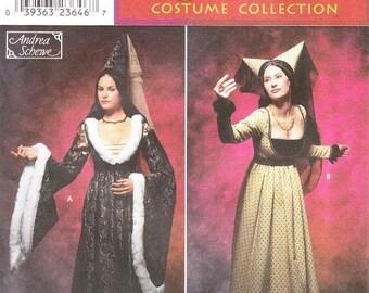 Simplicity 9058 Misses' Renaissance Costume Pattern, 14-20