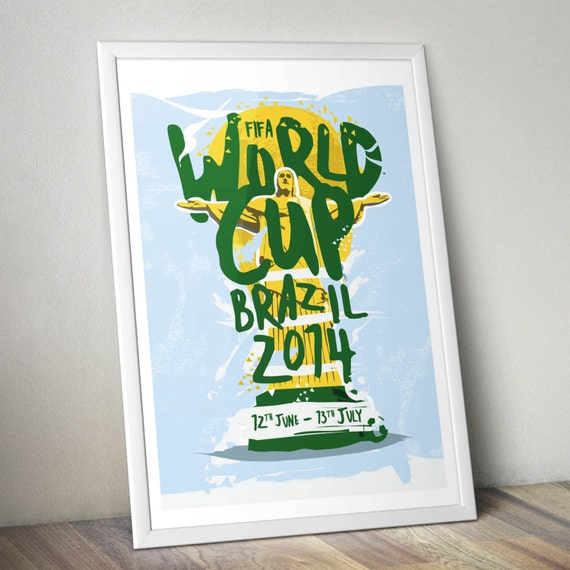 FIFA World Cup 2014 Print
