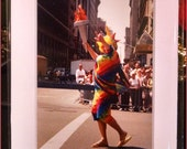 Gay Pride Parade: Lady Liberty Photograph (2000s)