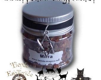 Myrrh in grain