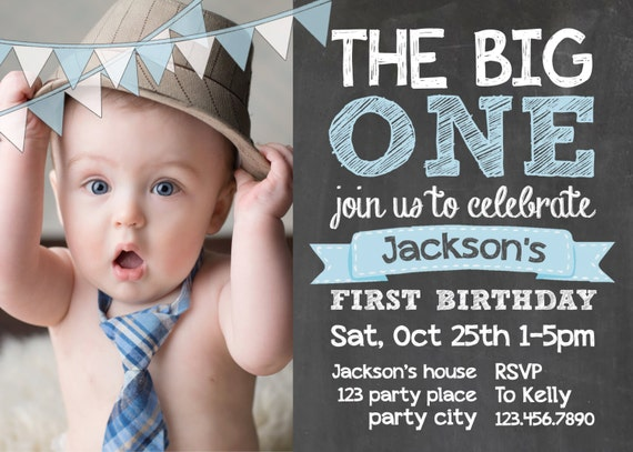 items similar to card template birthday card bunting banner chalk chalkboard baby boy shabby. Black Bedroom Furniture Sets. Home Design Ideas