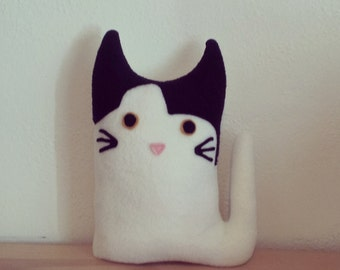 Wilbur KITTY GRAM Kitten Plush Cat Fundraiser 100% Profits to Animals