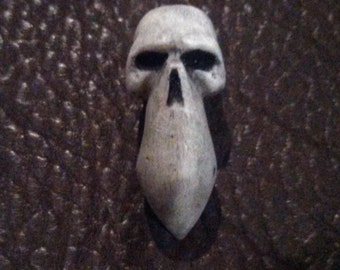 Small Tooth Style Skull