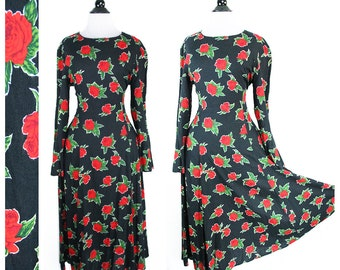 Vintage DAWN JOY Rose Dess • Material Collections