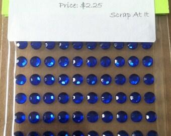 100 ct Blue Jewels