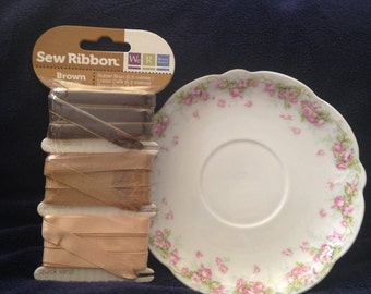 WeR Memory Keepers Brown Ribbon