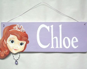 Sofia The First Personalised Princess Sofia The First