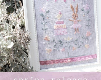 SWEET & SUGAR cross stitch pattern