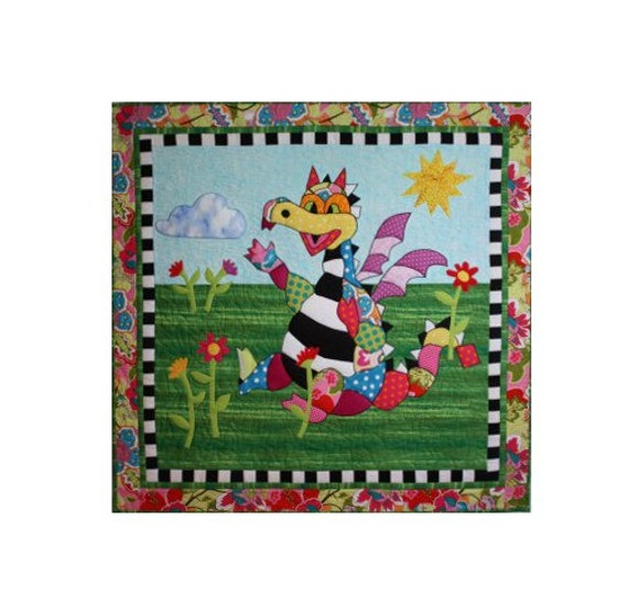 Bj designs patterns snapdragon applique by for Bj custom designs