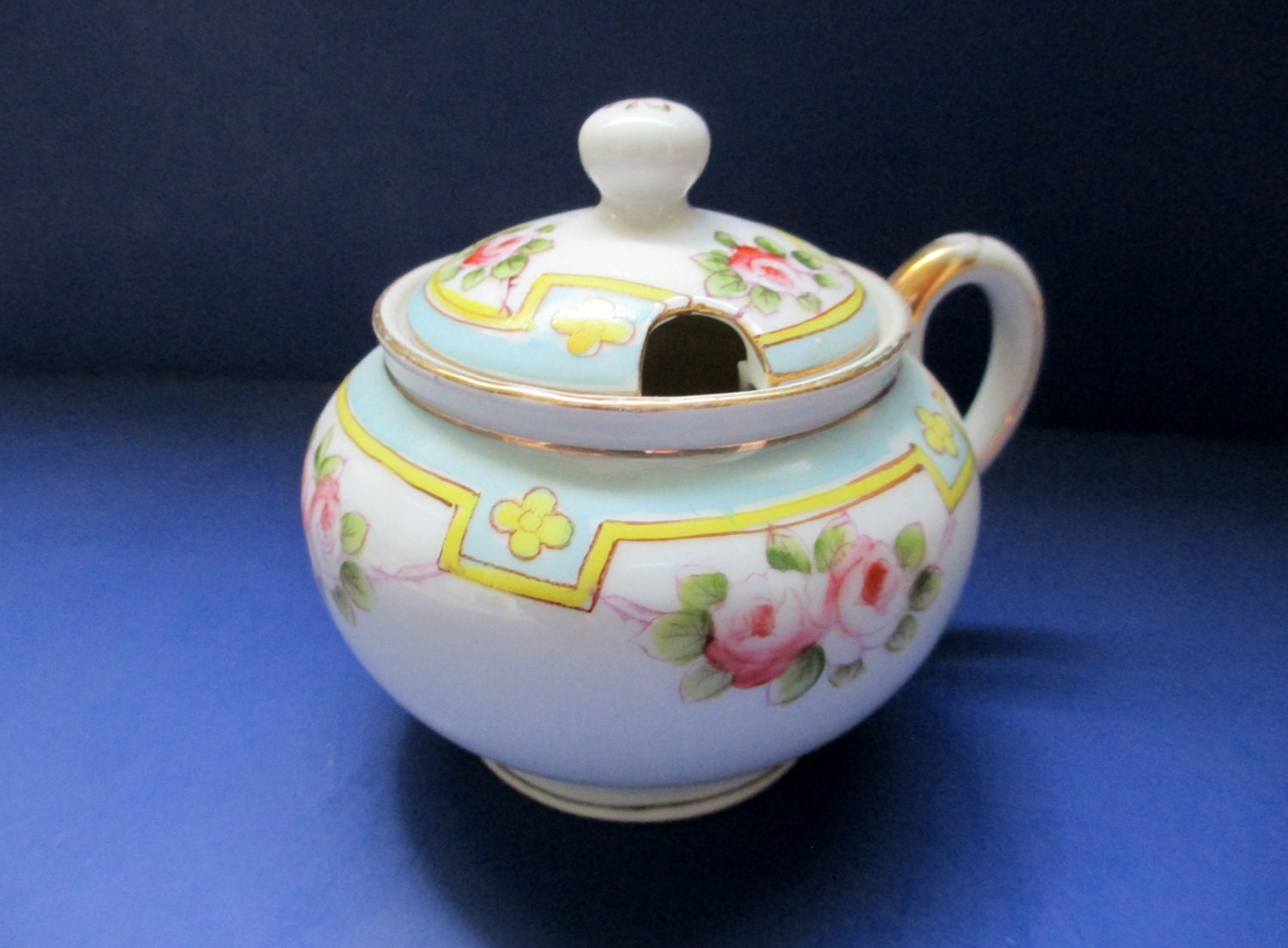 Hand painted nippon Etsy