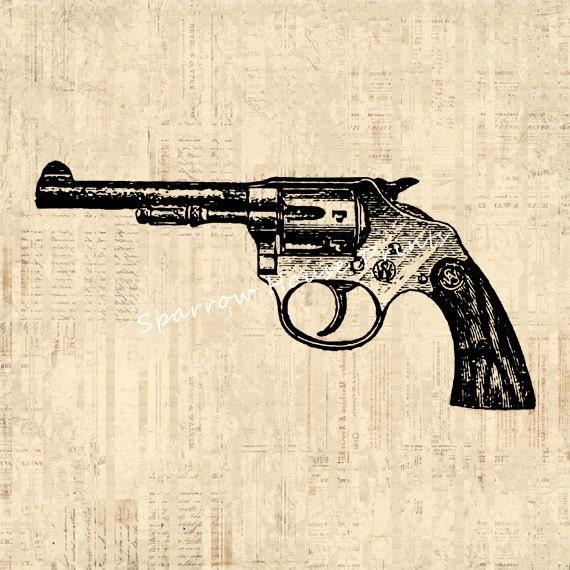 gun print wallpaper - photo #6