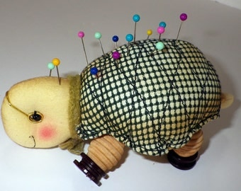 Unique animal pin cushion related items Etsy