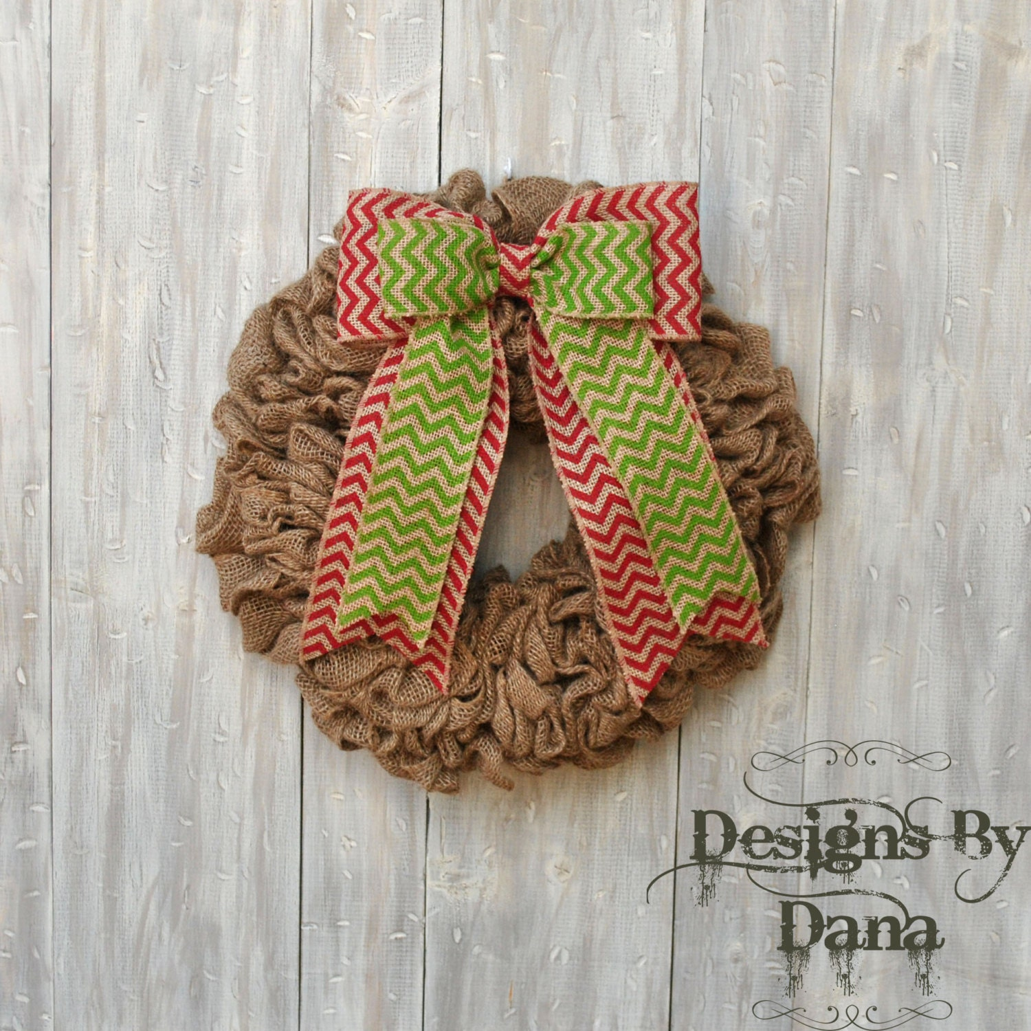 Burlap christmas wreath rustic christmas wreath by Burlap xmas wreath