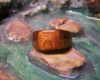 Bloodwood mixed Wooden Ring