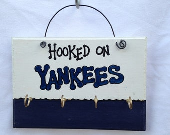 New York Yankees Key Rack