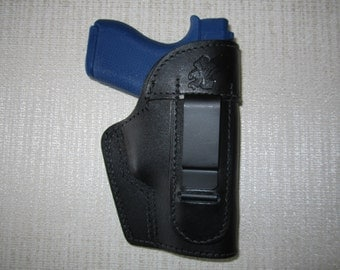 Glock 42 ambidextrous iwb & owb holster right and laft hand
