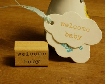baby shower stamps etsy