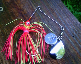 Personalized custom Fishing Lure, gift for dad, fishing lure gift, #1 DAD gift, father son fishing,fishing lure, christmas gift for dad