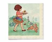Belle&boo napkins