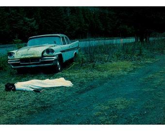 surrealistic artwork/postcard no. 998
