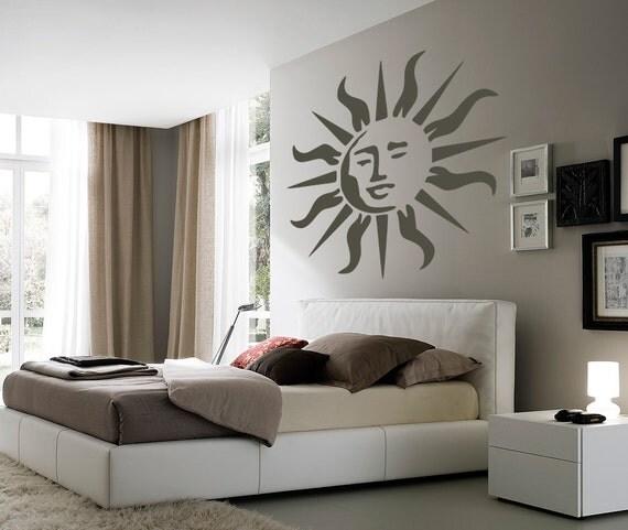 Stencil riutilizzabile per arredamento interno muro di createcuts