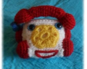 PDF Crochet - Mon premier téléphone - Tiamat Creations
