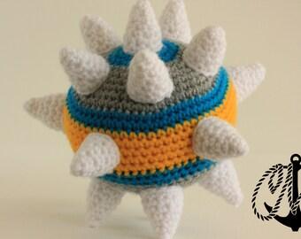 Crochet Pattern: Sticky Bomb