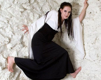Princess sleeved Cotton bolero