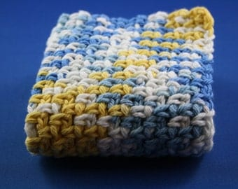 READY TO SHIP Pack of 3 Dishcloths