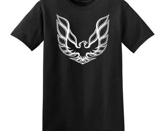 Firebird t-shirt new vintage style pontiac trans am choose size XS-3XL mens or ladies