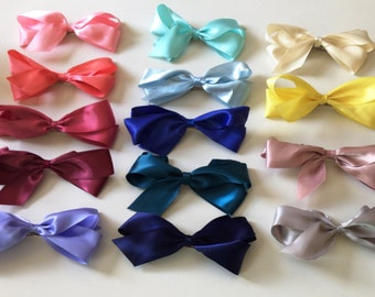 Play-Time Medium Satin Bow