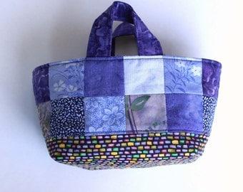 Fabric Basket Organizer Small Storage Bin Fabric bucket