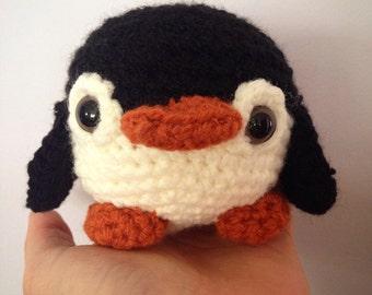 Oreo the penguin