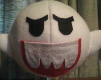 Super Mario Boo plushie