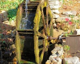 Rock Wheel, Rock City Georgia
