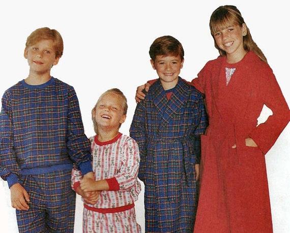 Toddler Pajamas Pattern Lanz Of Salzburg Mccalls By Theoldleaf