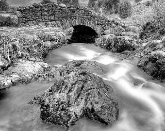 Ashness Bridge - Greeting Card